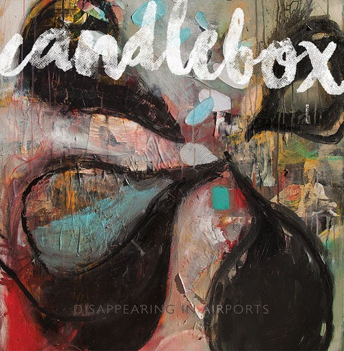 """Image of CANDLEBOX """"Disappearing in Airports"""" Digipack CD, 2016"""