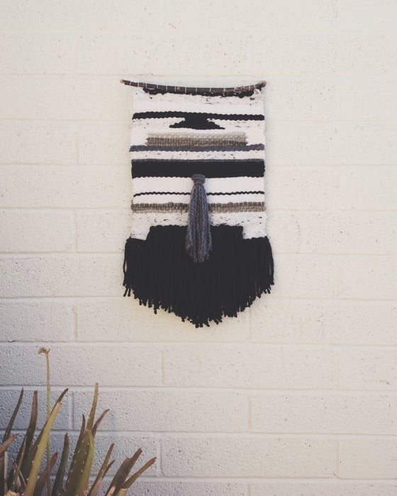 Image of Woven Wall Hanging