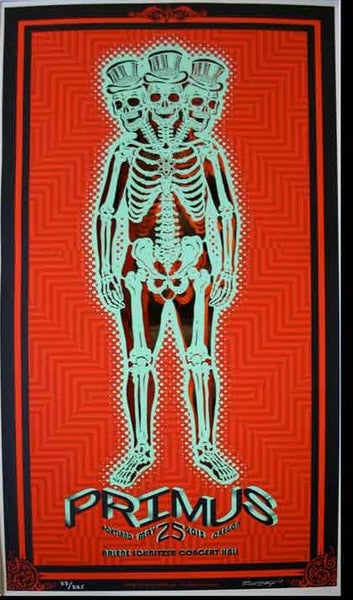 "Image of Primus ""Lasercut Skeleton"" by EMEK"