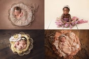 Image of Dream Catcher Bowl - The ORIGINAL - Organic Style - Newborn & Sitter