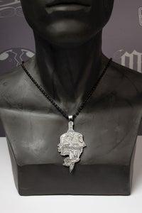 Image of Chain Machete Classic Logo steel