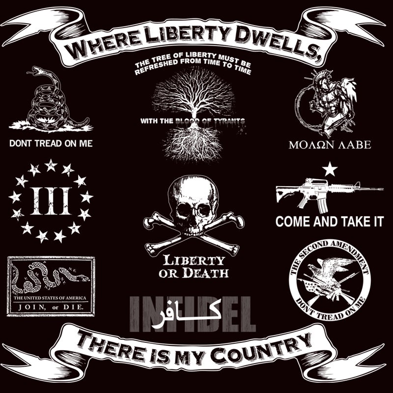Image of Where Liberty Dwells