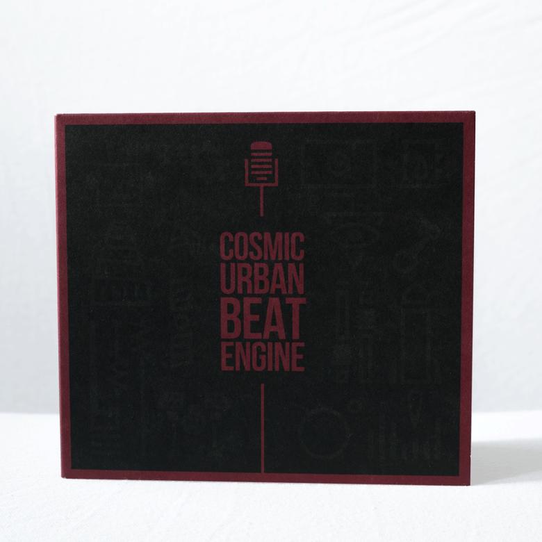 "Image of EP ""Cosmic Urban Beat Engine"""