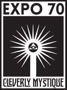 """Image of EXPO 70 """"cleverly mystique"""" LP/CS"""