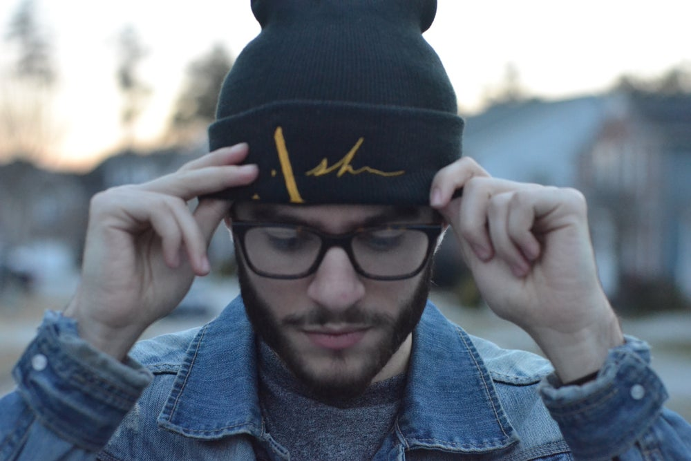 Image of Asher 'Signature' Beanie