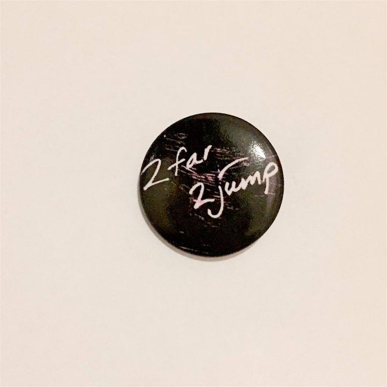 Image of Badge (black)