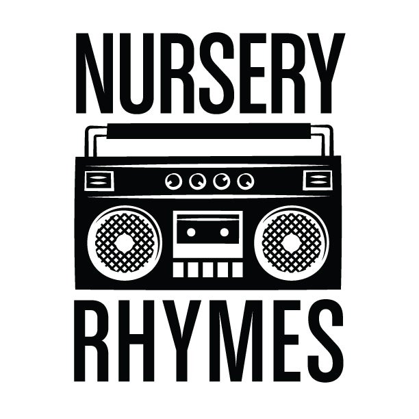 "Image of ""Nursery Rhymes"" White T-Shirt"