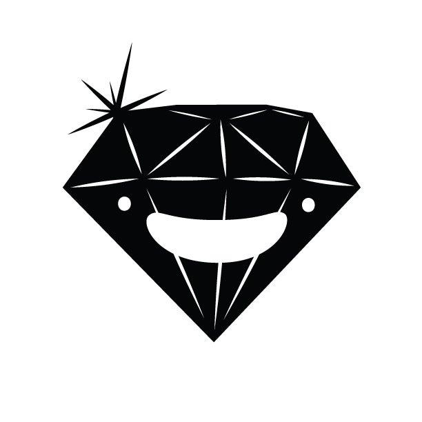 "Image of ""Diamond"" White T-Shirt"