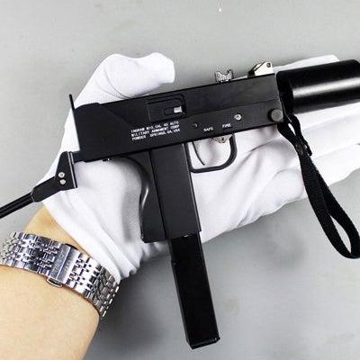 Uzi Mini Gun Fully Functional Non Firing Engineered By Pow