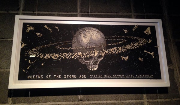 "Image of QOTSA ""Saturn"" Pearl by EMEK"