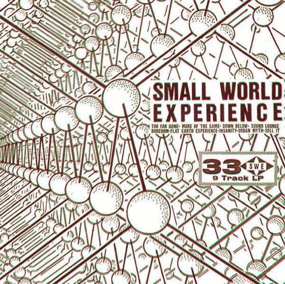 Image of LCMR-004 SMALL WORLD EXPERIENCE - TOO FAR GONE TO SELL IT LP