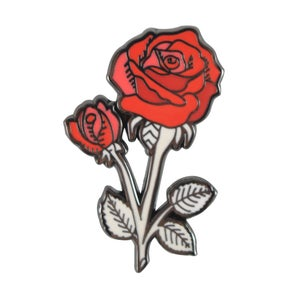 Image of Rose Pin