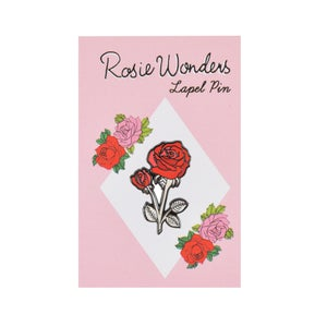Image of *NEW* Rose Pin