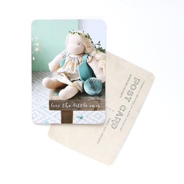 Image of Carte postale ALICE / MINT SPRING