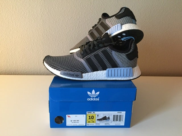 Image of adidas nmd 'clear blue'