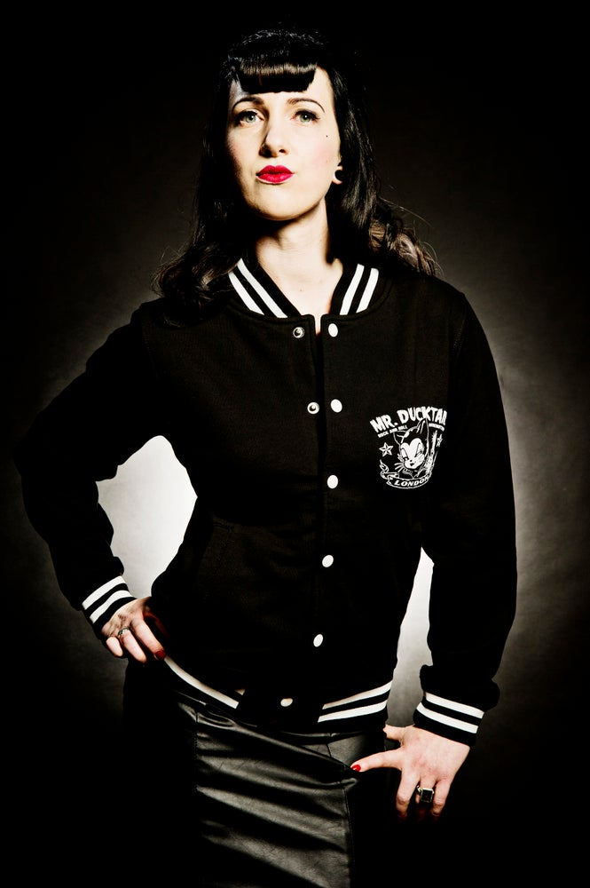 Image of Women college jacket