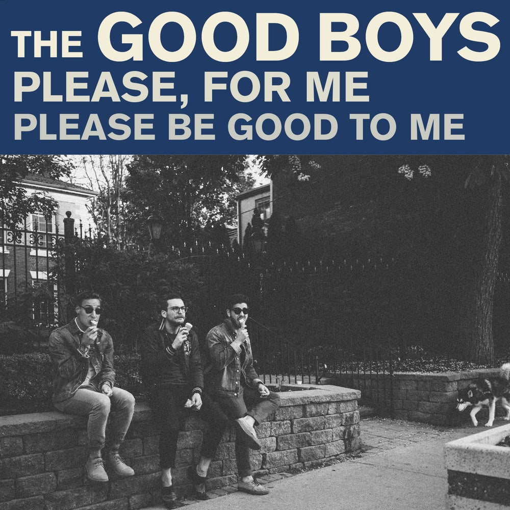 """Image of The Good Boys - Please For Me (7"""" Vinyl)"""