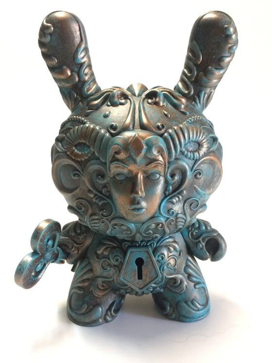 "Image of AP Dunny 20"" ""It's a FAD"" Patina version"
