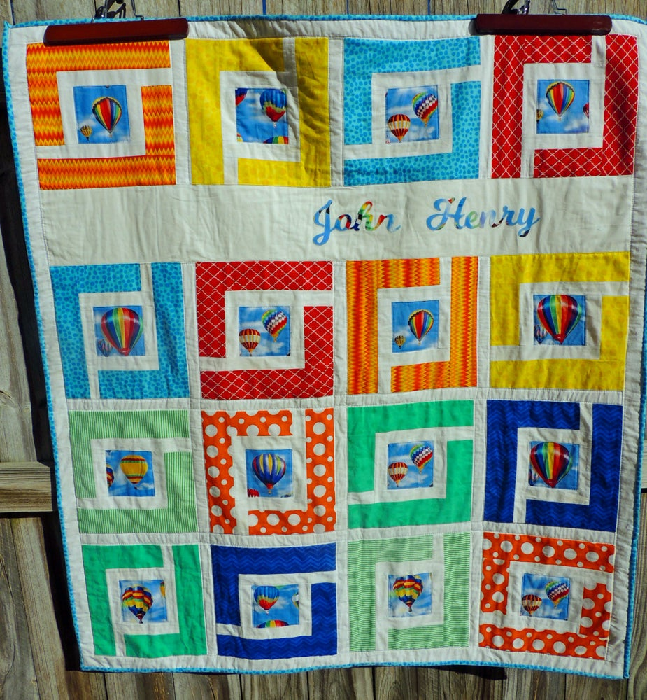 Image of Baby Quilt