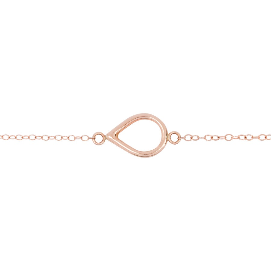 Image of Sea Drop Chain Bracelet
