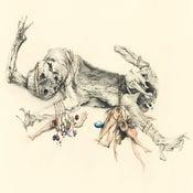 Image of Kirsty Whiten- Leg Monkey- Giclee Print- A2