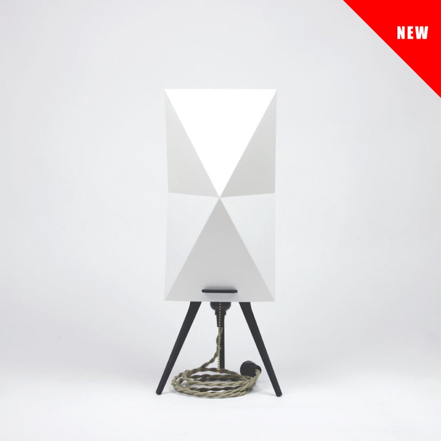 Image of C.lamp / table lamp /eco board