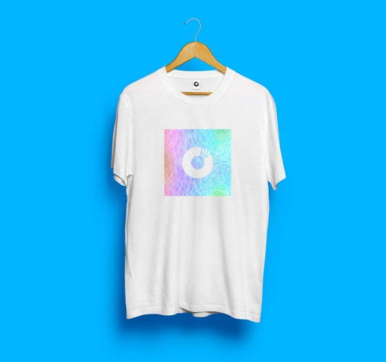Image of Faded Square T-Shirt