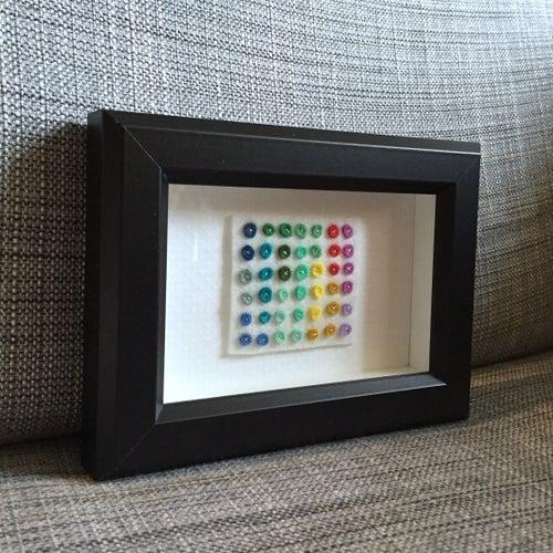 Image of tiny dot grid no. 2