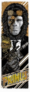 Image of PRIMUS gigposter - DAMN DIRTY APE VARIANT