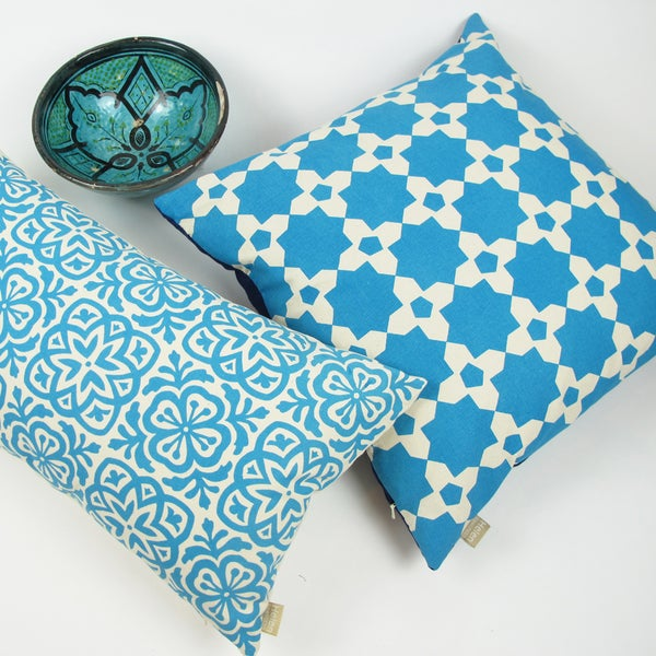 Image of Mosaic Tile Cushion