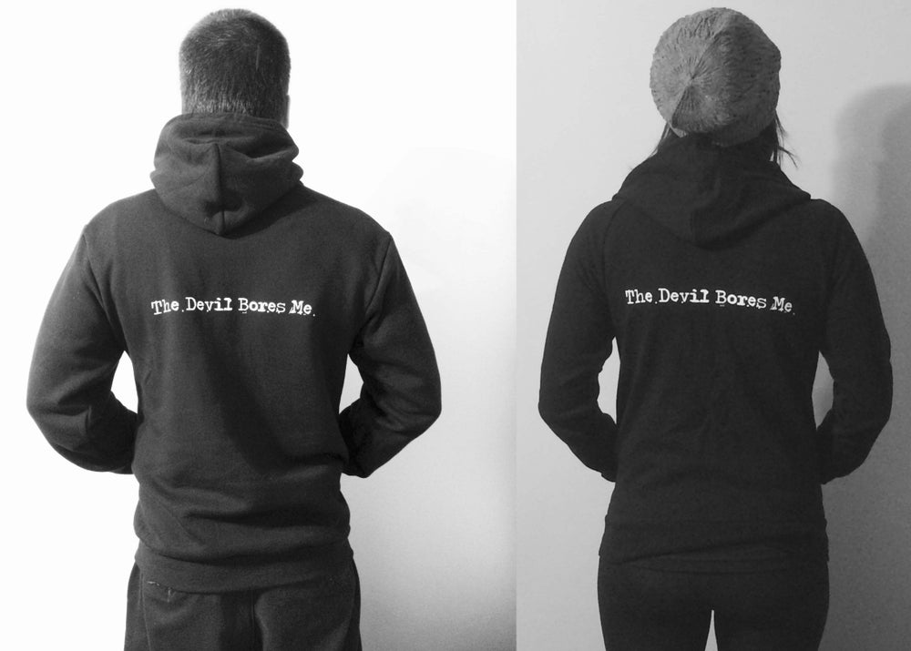 Image of Men's & Women's Hoodie