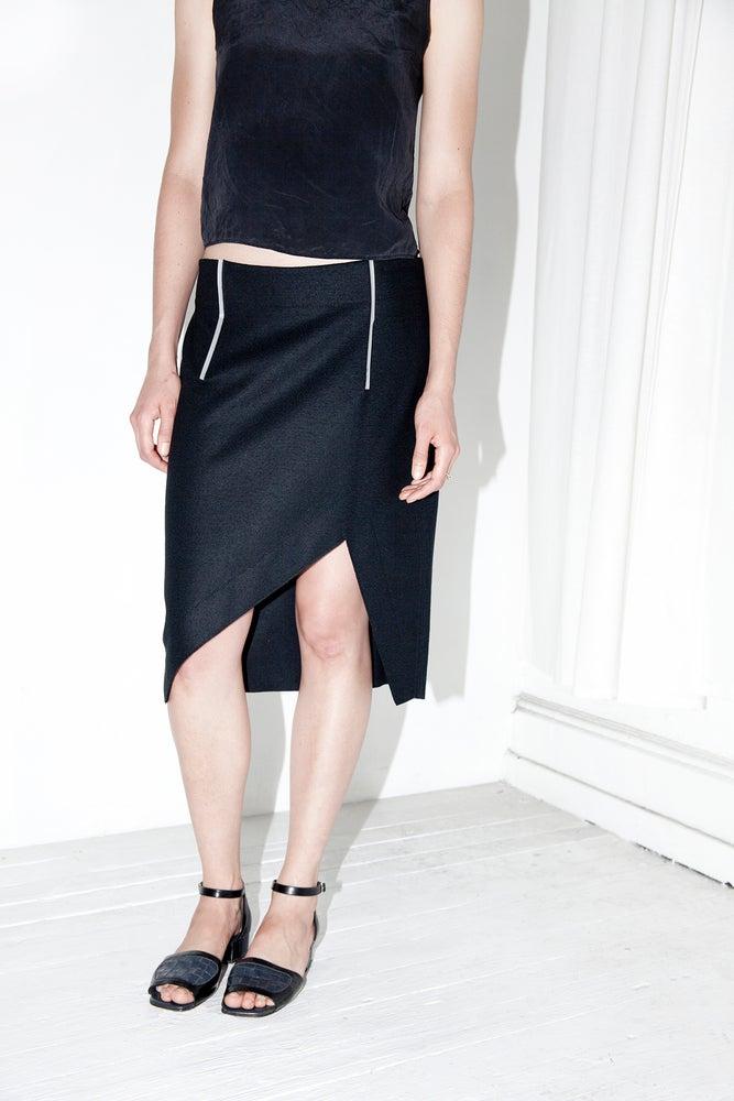 Image of Asymmetric Skirt