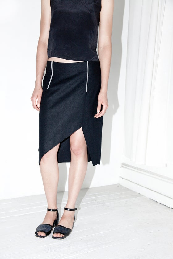 Image of Asymmetric Skirt