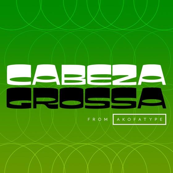 Image of AKOFAType Cabeza Grossa