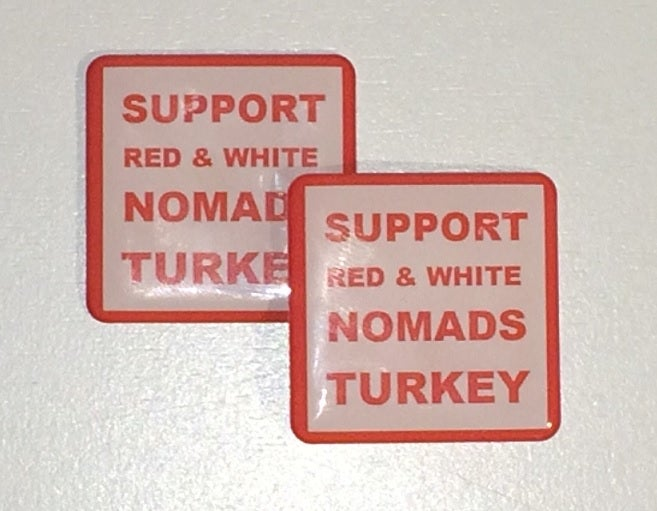 Support Your Local Red Amp White Nomads Hells Angels Mc