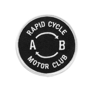 Image of RAPID CYCLE MOTOR CLUB Patch