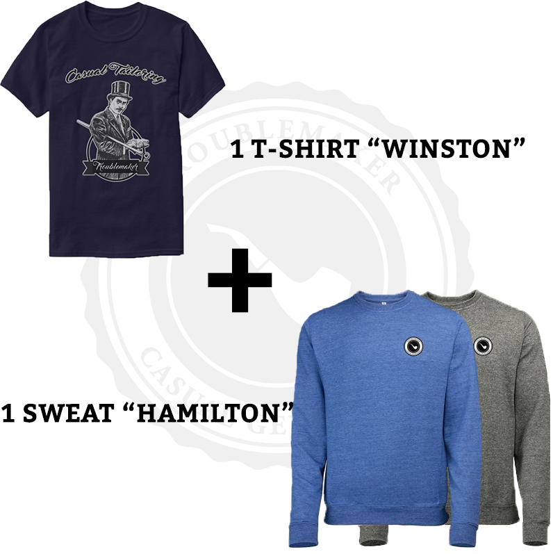 "Image of Pack ""Winston + Hamilton"""