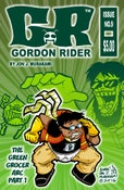 Image of Gordon Rider Issue #9