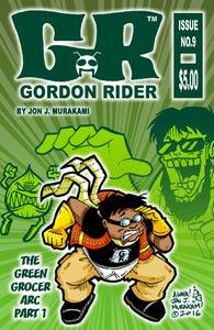 Image of Gordon Rider Issue #9