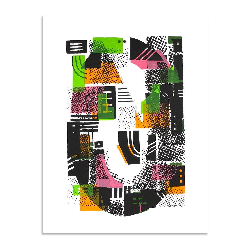Image of Test Print No.1