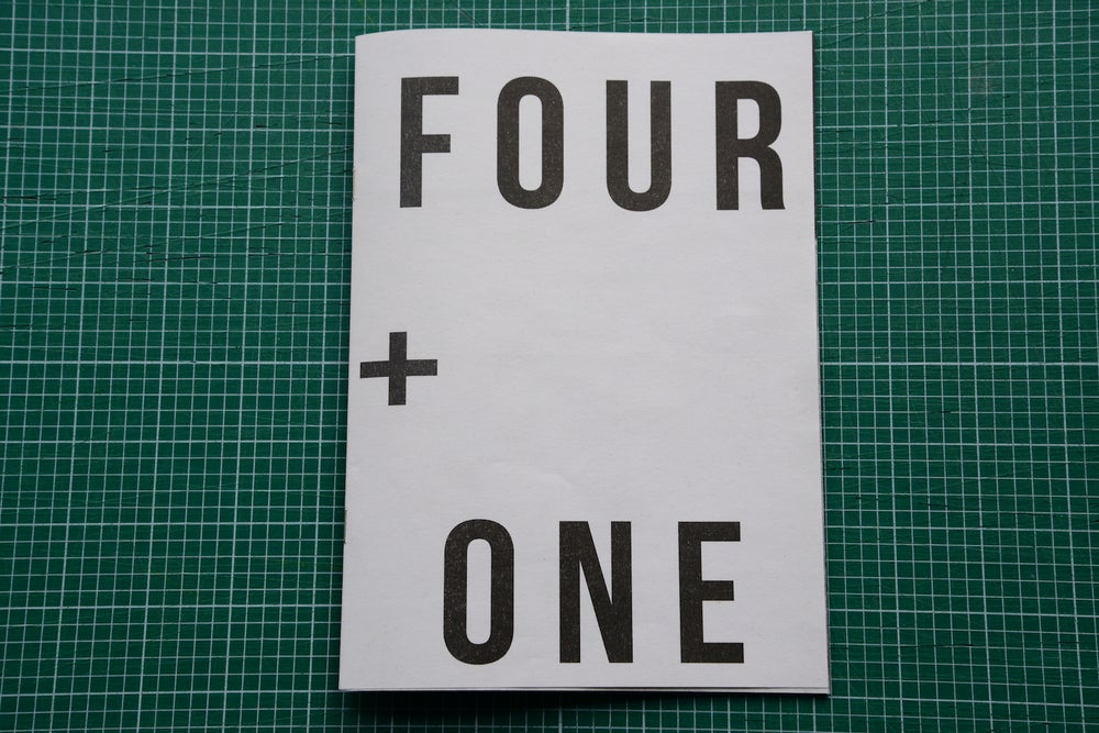 Image of FOUR + ONE