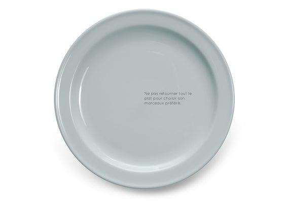 Image of Ne pas retourner tout le plat pour choisir son morceau préféré.