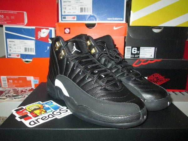 "Air Jordan XII (12) Retro ""the Master"" GS - areaGS - KIDS SIZE ONLY"