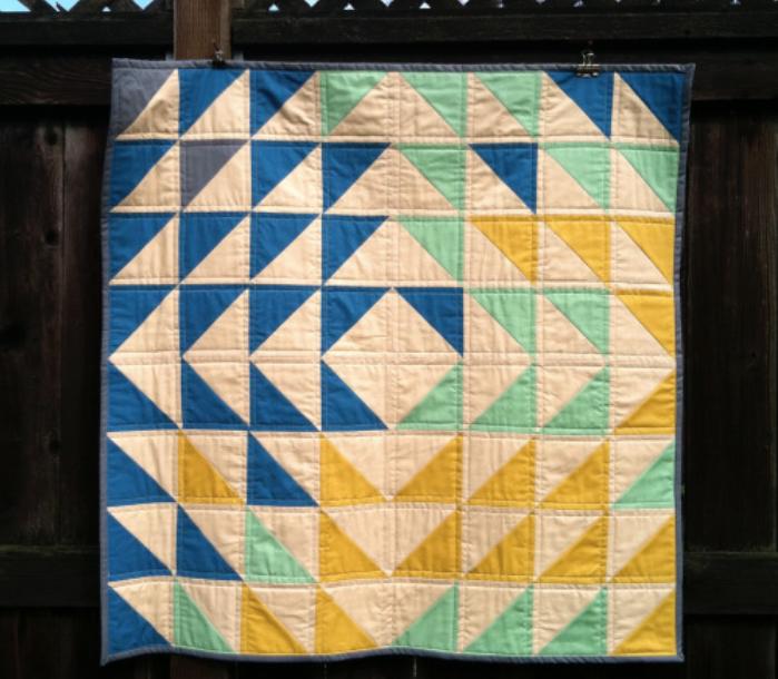 Image of Prism Quilt