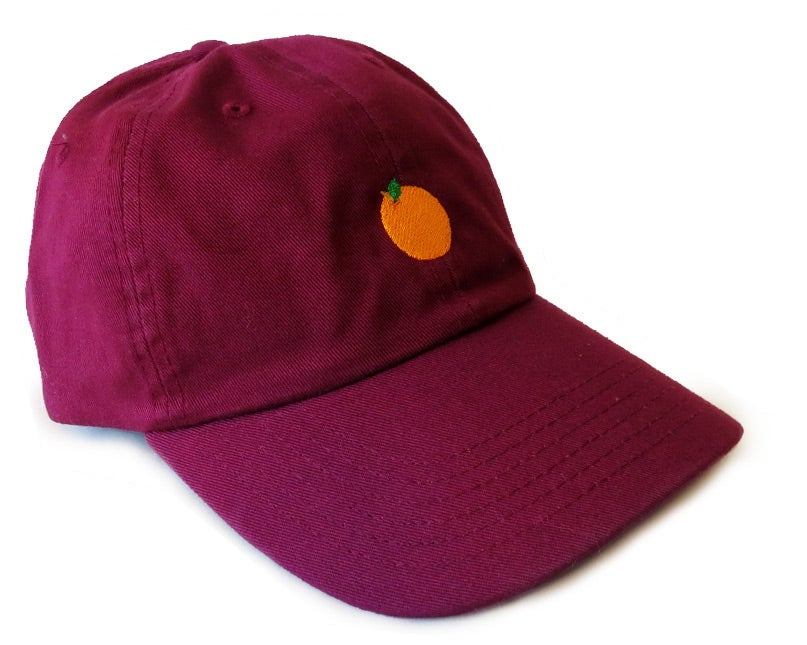 Image of Juicy Dad Hats (Ox Blood)