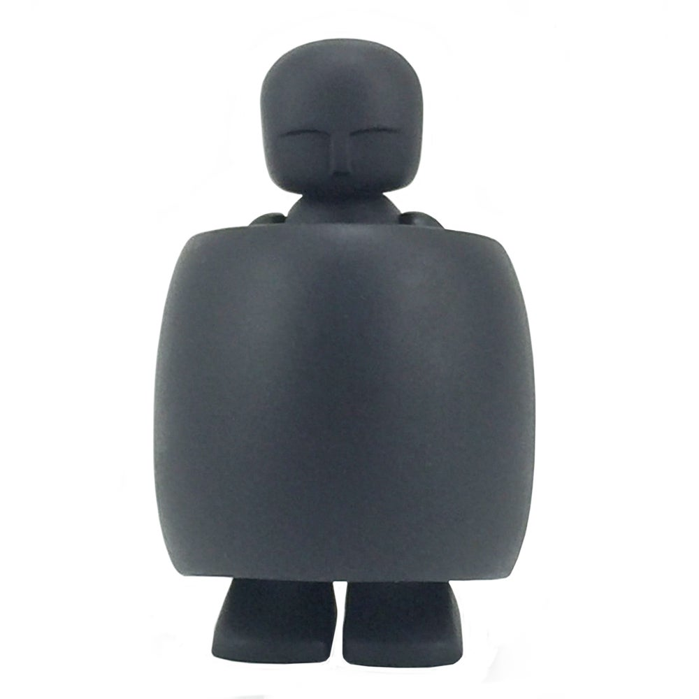 "Image of BARREL MAN ""Murdered Out"" 4.5 in"