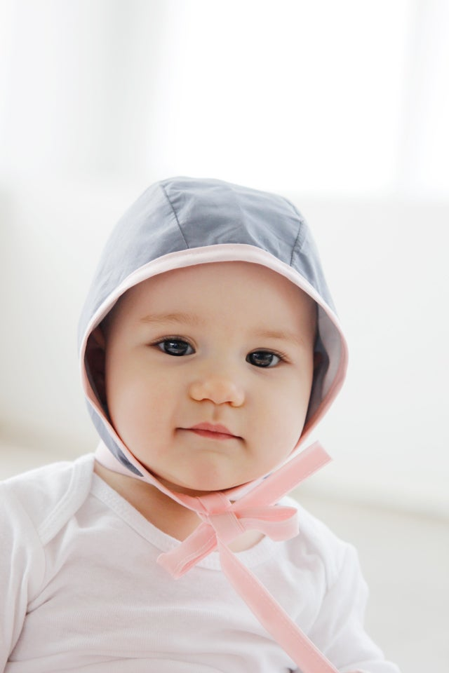 Image of Classic Baby Bonnet Pattern