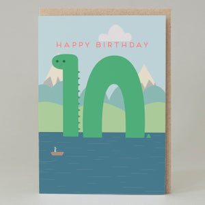 Image of Nessie Age Cards (Ages 6-10)