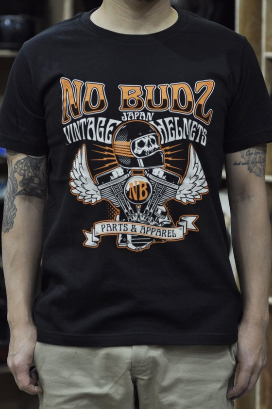 Image of NO BUDZ ORIGINAL TEE 5th