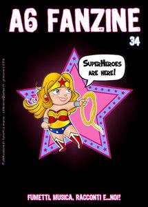 Image of A6 Fanzine Digitale